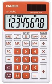 Casio Calculator SL-300NC Orange
