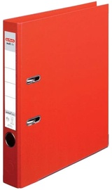 Herlitz Max File A4/5cm Red