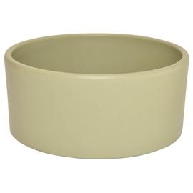 Горшок кер DOMOLETTI, MISA 420, д 22, цвет оливковый