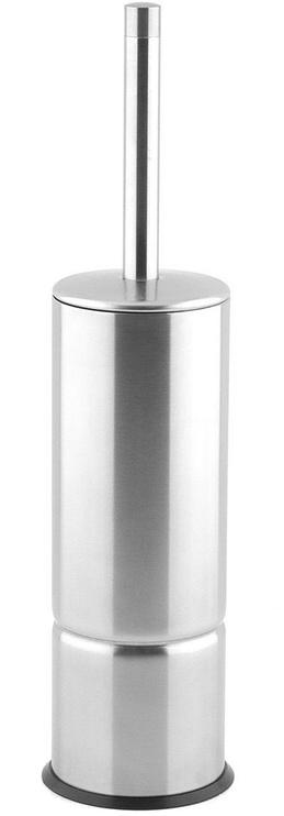 Mediclinics Stainless Steel Bright Toilet Brush Holder Matte