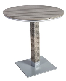 Home4you Larche Table D70cm Grey