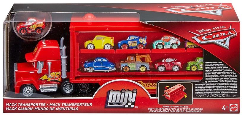 Mattel Disney Cars Mack Transporter Vehicle FLG70