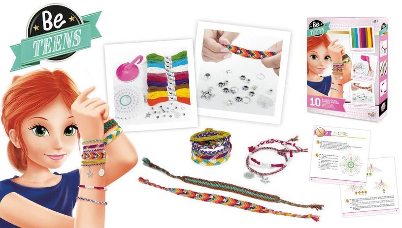 Buki France Be Teens Jewellery Friendship Bracelets