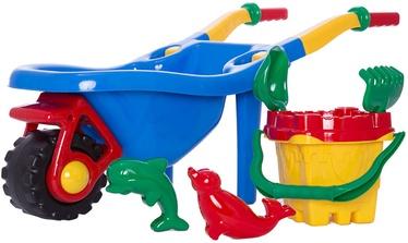Smėlio žaislų rinkinys 4IQ, 6 vnt.