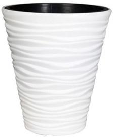 Prosperplast Sand 38.8cm White