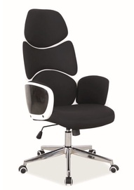 Signal Meble Q-888 Office Chair Black