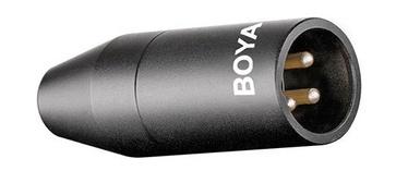 Boya BY-35C-XLR 3.5mm To XLR Adapter