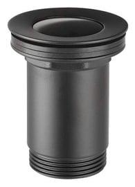 Ferro S283-BL-B G5/4 Click-Clack Drain Valve Black
