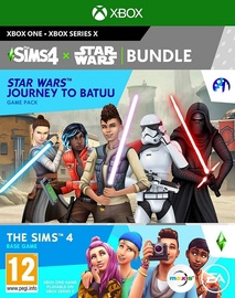 Sims 4: Star Wars Bundle incl. Journey To Batuu Game Pack Xbox One