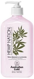 Australian Gold Hemp Nation Hydrating Body Lotion 535ml Berries & Lavander