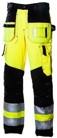 Dimex 6310 Trousers Black/Yellow 54