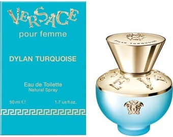 Tualettvesi Versace Pour Femme Dylan Turquoise 50ml EDT