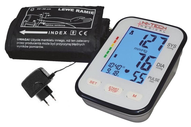 Hi-Tech Medical Arm Blood Pressure Gauge KTA-K6 Comfort + Charger