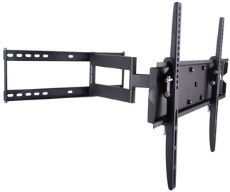 Televizoriaus laikiklis Techly Wall Mount For TV Full Motion 23-55""