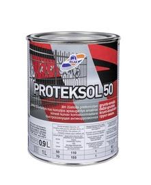 Antikoroziniai gruntiniai dažai Rilak Proteksol 50, juodi, 0.9 l