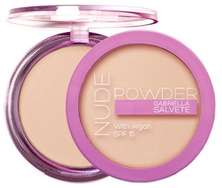Gabriella Salvete Nude Powder SPF15 8g 04