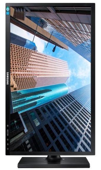 Monitorius Samsung LS24E45KBSV