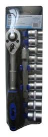 """Sukimo įrankių rinkinys Vagner SDH VG033, 10-24 mm, 1/2"""", 12 vnt."""