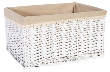 Home4you Max-4 Basket 40x26xH24cm White