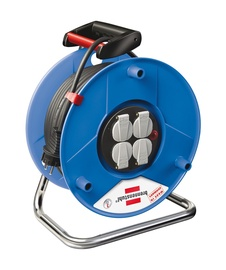 Brennenstuhl Cable Reel 4 Socket 50m 16A 230V