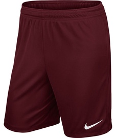 Nike Junior Shorts Park II Knit NB 725988 677 Burgundy XL