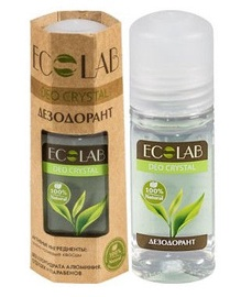 ECO Laboratorie Deo Crystal Oak Bark And Green Tea 50ml