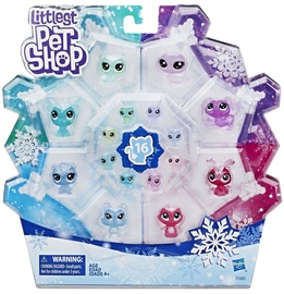 Žaislinė figūrėlė Hasbro Littlest Pet Shop Frosted Wonderland Pet Pack E5480
