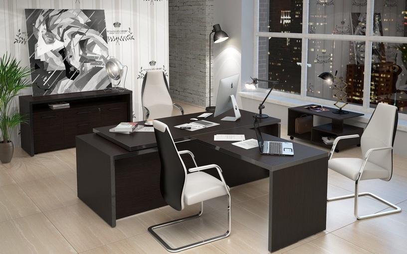 Skyland Torr TST 209 L Executive Table 200x90cm Wenge Magic