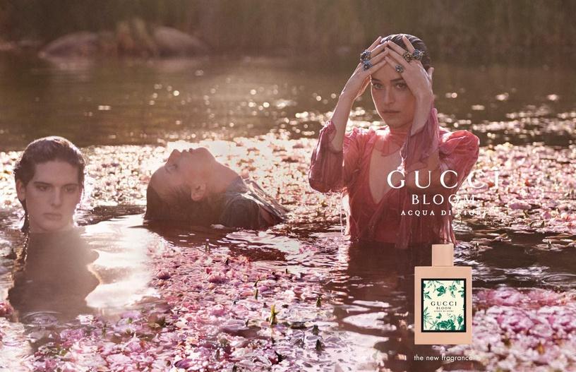 Parfüümid Gucci Bloom Acqua Di Fiori 50ml EDT