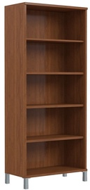 Skyland Born B 430.1 Office Shelf 90x205.4x45cm Walnut
