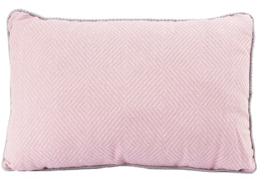 Home4you Linda Pillow 60x40cm Pink