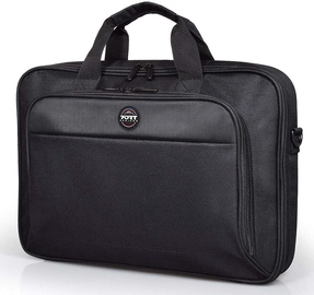 Port Designs Hanoi II Clamshell 15.6 Laptop Bag