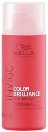 Šampūnas Wella Invigo Color Brilliance Vibrant Color For Fine And Normal Hair, 50 ml