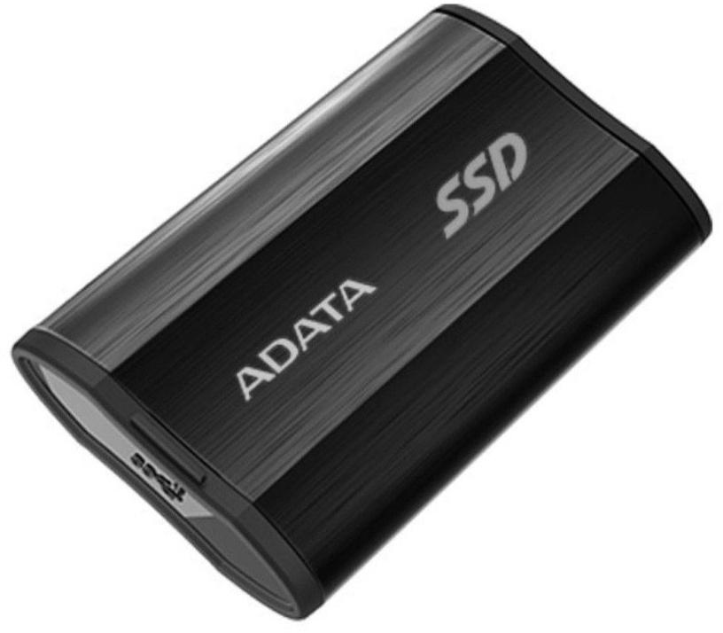 Жесткий диск (внешний) ADATA SE800 1TB USB 3.1 Type-C Black