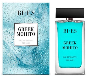 Tualetes ūdens BI-ES Greek Mohito 90ml EDT