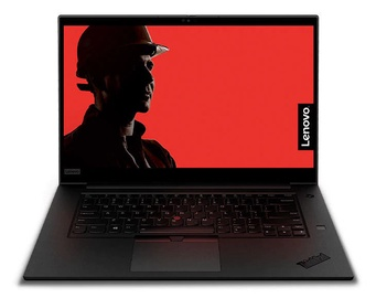 Lenovo ThinkPad P1 Gen 2 Black 20QT002CMH