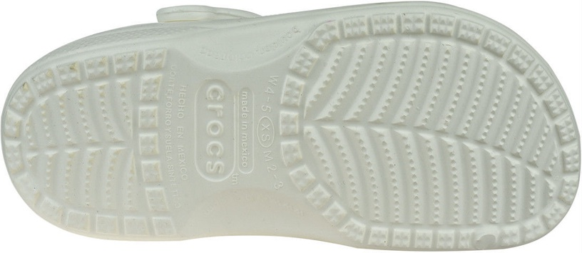 Crocs Beach 10002-100 White 34/35