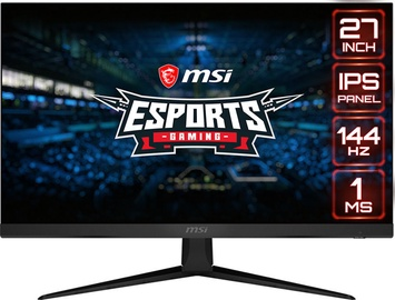 "Monitorius MSI Optix G271, 27"", 1 ms"