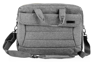 Modecom Charlotte Laptop 15.6 Bag Grey