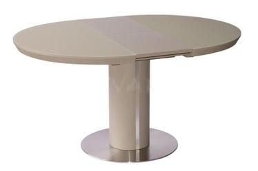 Avanti Slim Extendable Table 110/145cm Beige