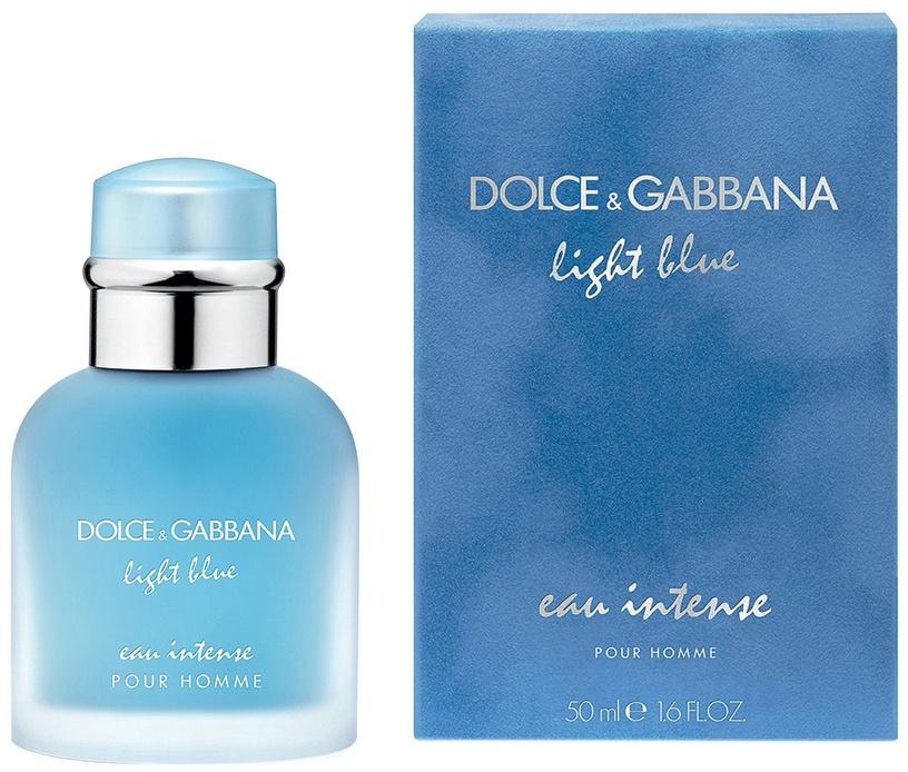 Parfimērijas ūdens Dolce & Gabbana Light Blue Eau Intense Pour Homme 50ml EDP