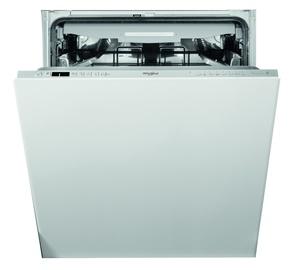 Iebūvējamā trauku mazgājamā mašīna Whirlpool WIC 3C33 PFE
