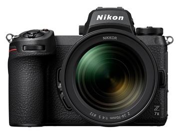 Süsteemne fotoaparaat Nikon Z 7 II + Nikkor Z 24-70mm F/4 S