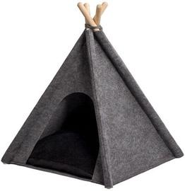 Myanimaly Tipi Pet Tent L Black