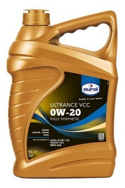 Eurol Ultrance VCC 0W20 Motor Oil 5l