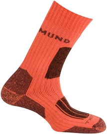 Kojinės Mund Socks Everest Orange, 38-41, 1 vnt.