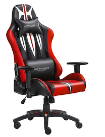 Warrior Chairs Sword Gaming Chair Black/Red