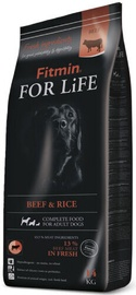 Fitmin For Life Dog Food Beef & Rice 14kg