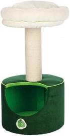 Trixie Fresh Lime Scratching Post Green/White 78cm