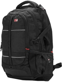 Sumdex BP-302BK Notebook Backpack 16 Black
